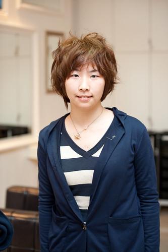 [ 女生髮型 ] 想要短點的造型但還是要可愛歐