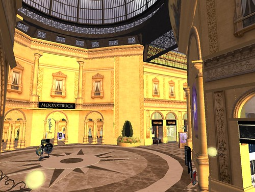 RFL Clothing Fair 2010 - Milan Sim