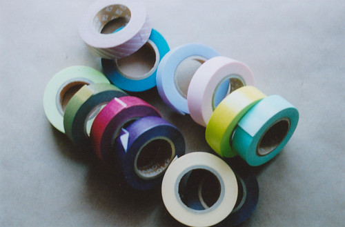 A love affair with tape!