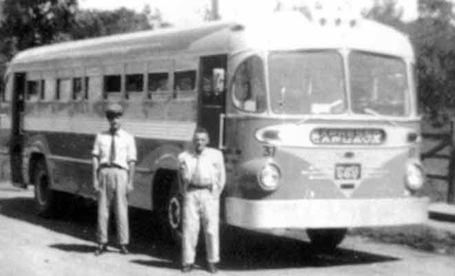 FOTO 7 ônibus Leyland da Empresa Capuava de Auto nibus