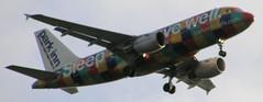 Jet over Cramond, Edinburgh