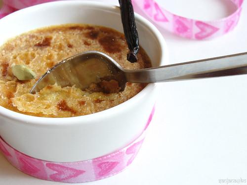 eggless creme brulee 4