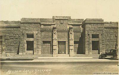 Ex-Museo Larco Herrera now Museo de la Cultura Peruana