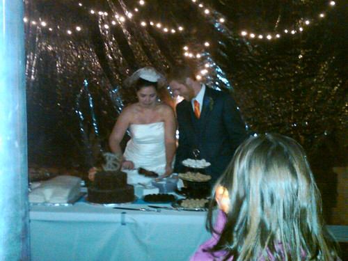 4518505792 e3996e669d NYC Wedding using Hail Merry Raw Food Snacks for dessert!