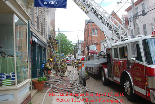 Maryland Avenue Fire 0109712