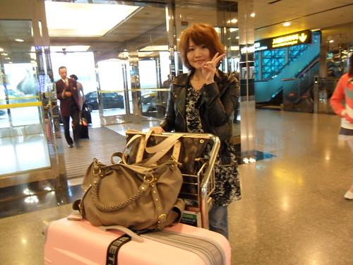 行李有夠多