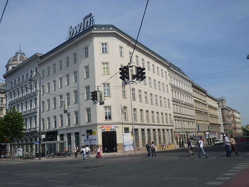 Wien 1 Bezirk Art Of Facades Of Vienna Getreidemarkt