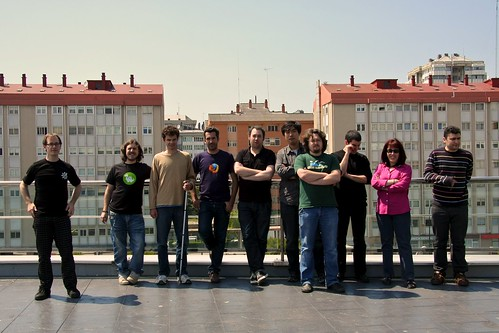 Photo of the Accessibility Team