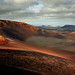 Caldera at the heart of Timanfaya