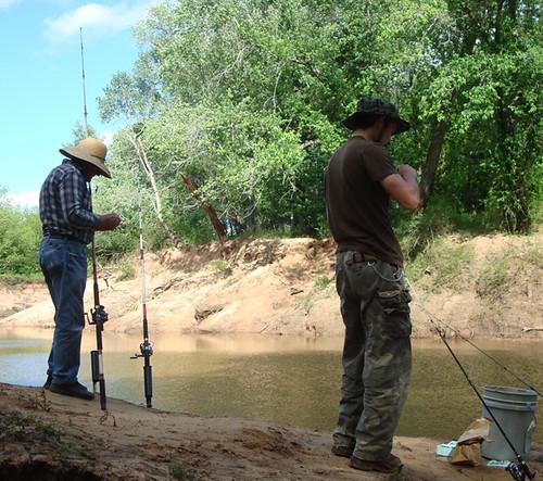 Fishing wtih Papa