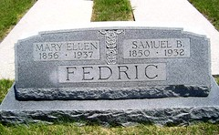 Samuel B. Fedric and Mary Ellen Smart Fedric