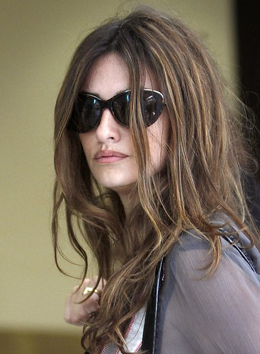Penelope Cruz fashion sunglasses Christian Dior