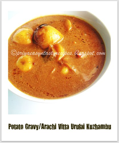 Potato Gravy