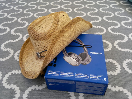 #nokiaunfenced @thecowboy1887 dropped off a gift