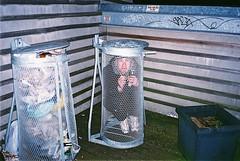 recycle (subway rat) Tags: 35mm film analog mjuii mju2 μmjuii olympusmjuii filmforever filmisnotdead filmphotography filmcamera shootfilm ishootfilm staybrokeshootfilm dmparadies400 analogphotography copenhagen trash garbage