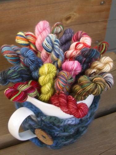 raffle yarn 2