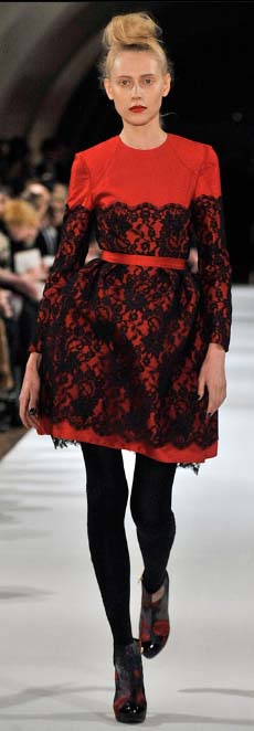 Erdem dress 2 Fall 2009