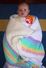 Rainbow Blanket from Janet