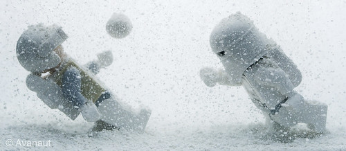 Bullet Time on Hoth