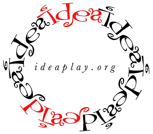 Ideaplay rotational ambigram