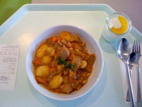 Lammeintopf / lamb stew