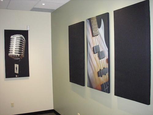 Audimute Acoustic Absorption Panels