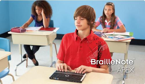 BrailleNote