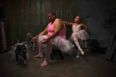 select_LEE_5907 (lotsofdpi.com) Tags: ballet dog art girl danger photography photo dangerous ballerina funny artistic contemporaryart contemporary fineart pitbull tonks terrier littlegirl funnydog blackman staffordshire staffy younggirl bigguy stafford fineartphotography darkart controversial artphoto whitegirl thelittledoglaughed funblack leetonks staffordshirebullterrer