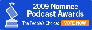 Vote for Podcast Awards