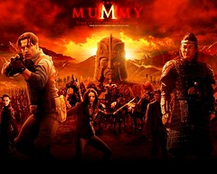 Mummy - Tomb of the Dragon Emperor poster