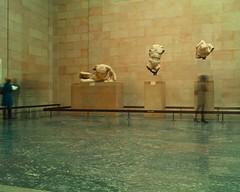 Greece: Parthenon (Room 18), British Museum (9pike) Tags: sculpture london sigma parthenon greece britishmuseum antiquities dp1