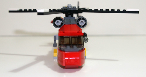 2010 LEGO Creator 5866 Rotor Rescue - Complete