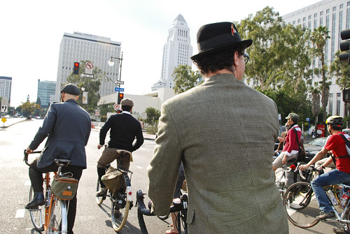 Los Angeles Tweed Ride