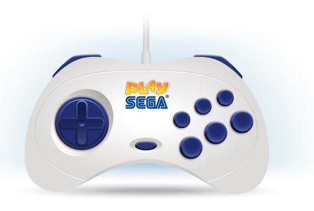Play SEGA Controller