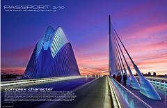 The Agora and the new Calatrava's bridge: Blue and Magenta series (Salva del Saz) Tags: city bridge blue santiago sunset espaa valencia azul architecture modern night canon de point atardecer punto spain arquitectura angle dusk wide perspective arts magenta ciudad calatrava gran cac crepusculo vanishing angular artes ultra 1022mm dri sciences agora fuga ciencias extremo efs1022mm dynamicrangeincrease 40d salvadordelsaz salvadelsaz assutdor
