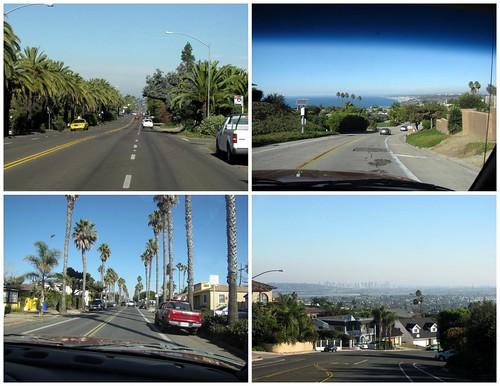 San Diego Roads