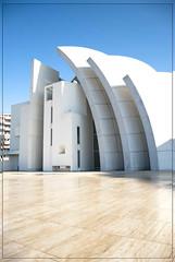 Roma Chiesa Tor Tre Teste, Richard Meier 5 (Eduardo Bassolino) Tags: rome roma architecture italia chiesa richard tor teste tre architettura meier contemporanea