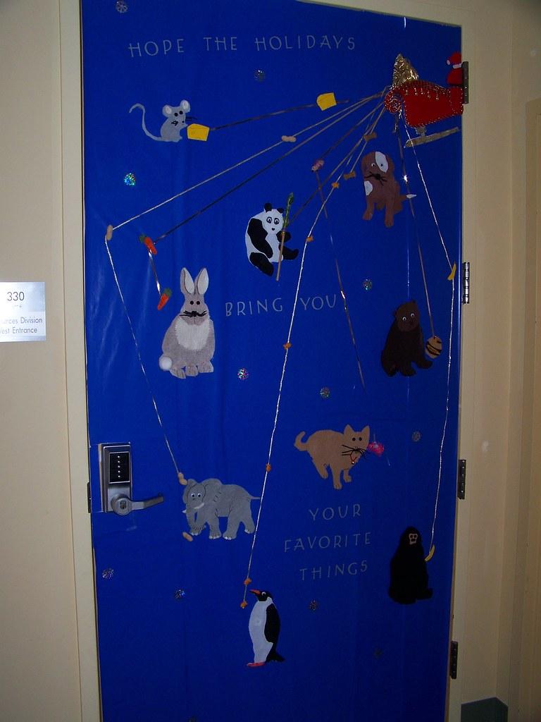 winter door decorating contest. 2009 holiday door decorating contest spike55151 tags christmas door xmas winter holiday doors decorating contest