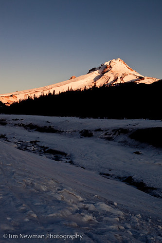 Destination: Mt Hood at 4:00am
