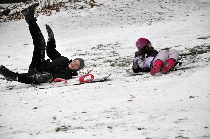 sledding 23