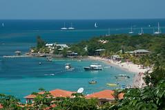 West End Beach - Roatan, Honduras