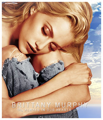 Always in our hearts - Brittany Murphy (Jay.Feria) Tags: our hearts dead brittany kill fast always 1977 2009 pussycat murphy