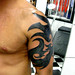 Tatuagem tribal arm tattoo