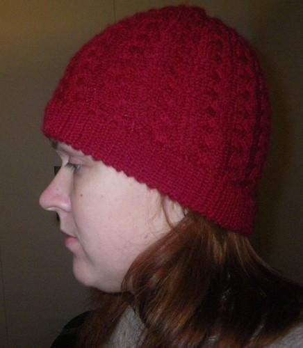 41ae4ea3d1d Minu punane müts. Lõngaks Titan Wool Winner ja vardad nr.3
