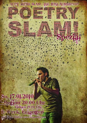 8 Jahre Poetry Slam Erlangen