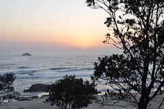 Sunrise 1 . (sccart) Tags: lighthouse sunrise nsw portmacquarie tackingpoint flagstaffbeach