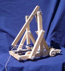 Trebuchet- Ready to Launch