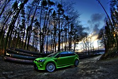 ultimate green (Stephi 2006) Tags: green ford cool hdr photomatix focusrs pentaxk10d hasenstall smcpdafisheye1017mmf3545edif mondeencourbes