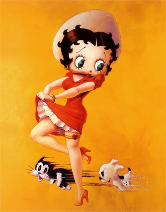 Jan 19 - Betty Boop