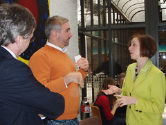 Vince Brunch 031 (Caledonian Lib Dems) Tags: shadow for with dr vince cable bridget business fox brunch local mp joined representatives vincebrunch